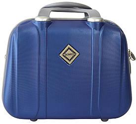Кейс дорожный Bonro Smile большой синий (10091605)