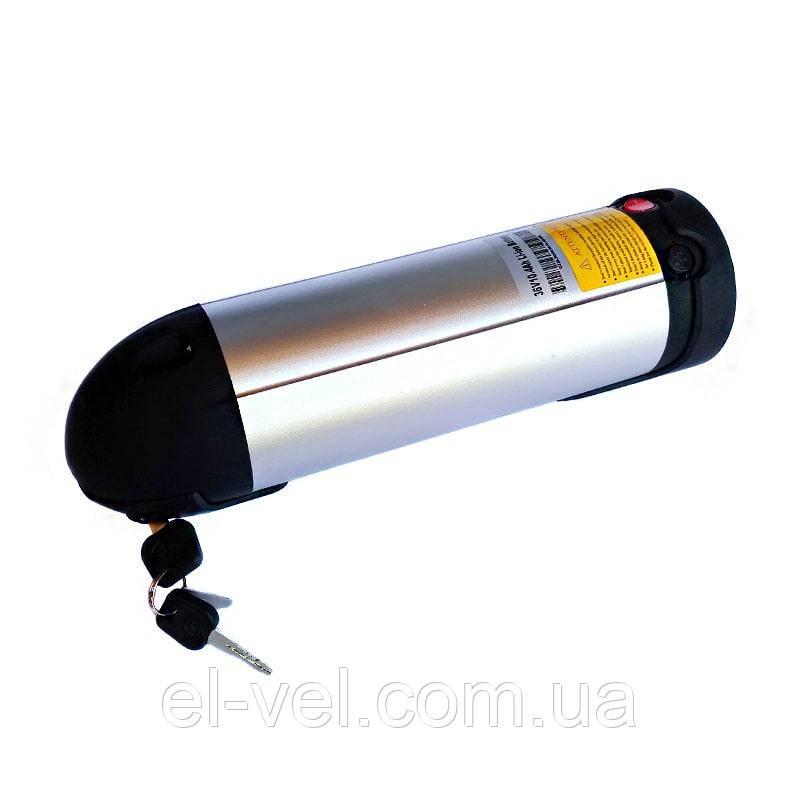 Литиевая аккумуляторная батарея 36В 10,4Ач с зарядным устройством на 2А