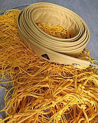 """Волейбольна сітка 1*9,5 м """"Ігрова""""- з обшивкою по периметру (осередок 10 см, з тросом) Ø шнура - 2,5 мм)"""