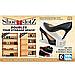 Органайзер для хранения обуви | Двойные стойки для обуви Shoe Slotz ( Комплект 6шт), фото 7