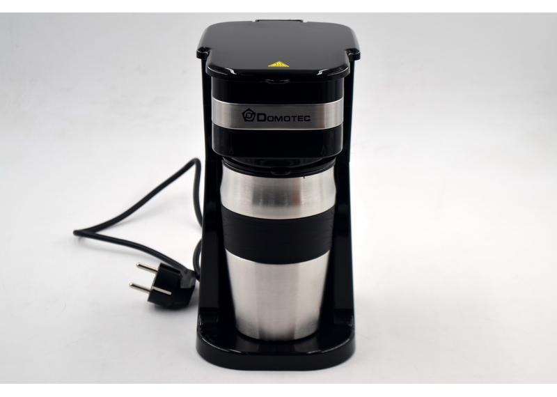 Капельная кофеварка   Кофемашина Domotec MS-0709 (700 Вт)
