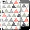 "Чехол на iPad mini 2 (Retina) Triangle3 ""2907c-28"""