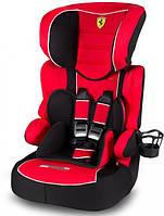 Дитяче автокрісло, детское автокресло, кресло в машину, автокрісло, автокресло FERRARI 9 - 36 кг