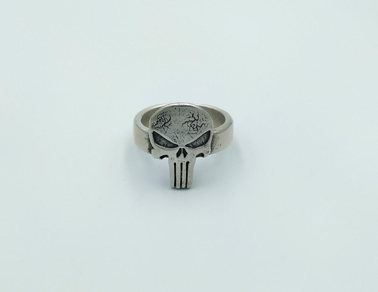 Кільце  Punisher срібло