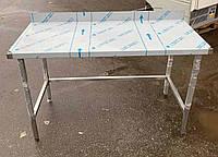 Стол с нержавейки. Стол производственный новый. Стол для кухни