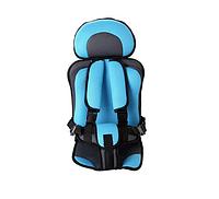 Бескаркасное автокресло / Детское авто-кресло бескаркасное от 1-х до 9 лет