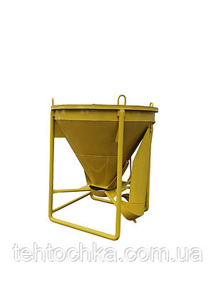 Бункер бадья для бетона Скиф 0,75 куба, фото 2
