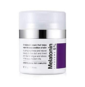 Крем с мелатонином предупреждающий старение MaxClinic Time Return Melatonin Cream, 50 мл