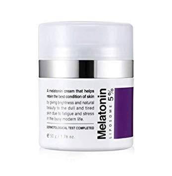 Крем с мелатонином предупреждающий старение MaxClinic Time Return Melatonin Cream, 50 мл, фото 2