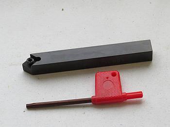 Резец проходной подрезной с мех. креплением 12х12х100 SCMCN1212H09