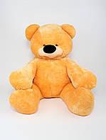 Медведь сидячий «Бублик» медовый