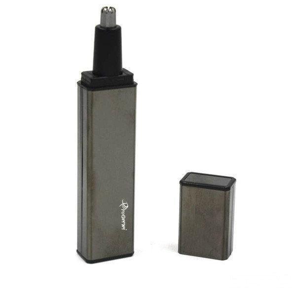 Триммер гигиенический для носа и ушей 4 в 1 с встроенным аккумулятором Gemei GM-3116 (Реплика)