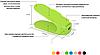 Органайзер для обуви Shoe Slotz двойные стойки для обуви (6шт.), фото 4