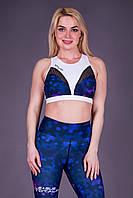 Топ Totalfit PIXELS T9-P60 XS синій, фото 1