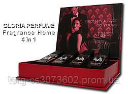 Набор мини-парфюмов Gloria Perfume TRUST YOUR BODY 4*15 ML (19-26-16-9)