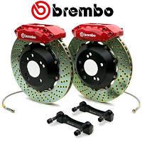 Тормозные диски Brembo для Land Rover Range Rover Vogue/Sport/Discovery/Evoque в наличии