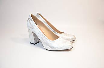 Женские белые туфли Mara Mychi, Италия