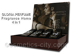 Набор мини-парфюмов Gloria Perfume FEEL THE PASSİON 4*15 ML (22-1-7-23)