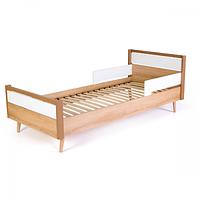 Кровать подростковая Верес Нью Йорк (цвет: бело-буковый) 190*80, фото 1