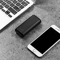 Внешний аккумулятор Borofone BT2 5200 mAh Power Bank черный, фото 1