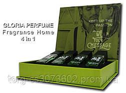 Набор мини-парфюмов Gloria Perfume WEAR YOUR MESSAGE 4*15 ML (21-24-25-14)