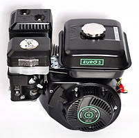 Двигатель бензиновый Grunwelt GW170F-T (7 л.с, вал шлицы 20 или 25 мм)