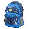Рюкзак ортопедический подростковый TIGER Family Discovery Plus Blue, фото 2