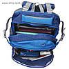 Рюкзак ортопедический подростковый TIGER Family Discovery Plus Blue, фото 4