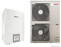 Воздушно-водяной тепловой насос Bosh Compress 3000 AWES 8 кВт , фото 1