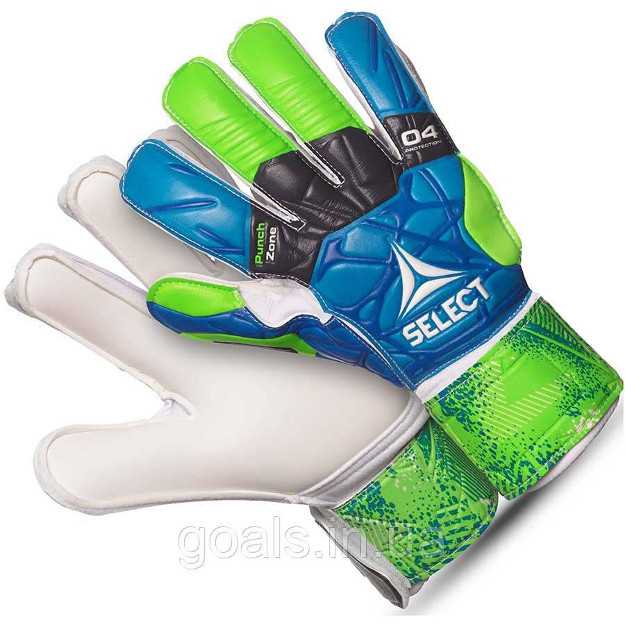 Детские вратарские перчатки Select 04 Hand Guarg 2015