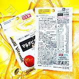 Вітаміни мультивітамін Multi Vitamin Daiso Японія, фото 3
