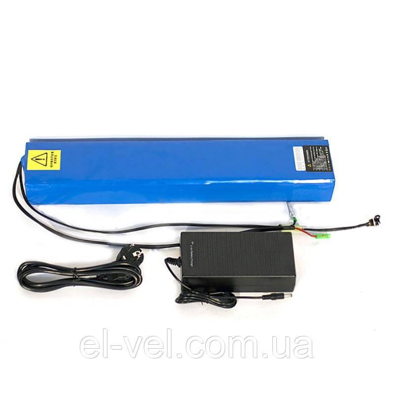Аккумуляторная батарея HW6012 60В  12Ач+ЗУ 2А литий (термоусадка) LiNiCoMnO2