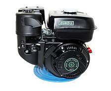 Двигатель бензиновый Grunwelt GW230-T (7,5 л.с шлицы, вал 20 или 25 мм)