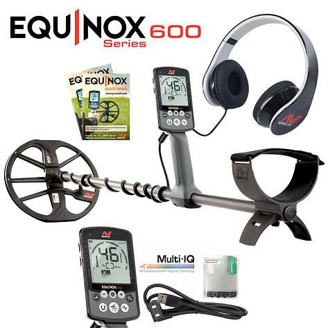 Металлоискатель Minelab Equinox 600, фото 2