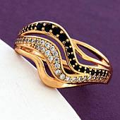Женское кольцо из медицинского золота Xuping