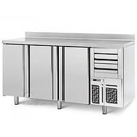 Холодильный стол барный - 2,0 x 0,6 м