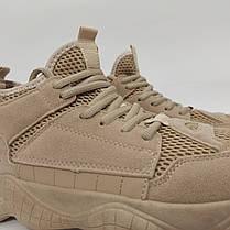 SALE Yeezy 500 бежеві |КОПІЯ| чоловічі кросівки адідас ізі 500 \ розміри: 41-44, фото 3