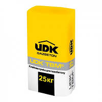 Клей для газобетону UDK 25 кг
