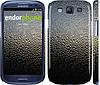 "Чехол на Samsung Galaxy S3 Duos I9300i Мокрое стекло ""245c-50"""