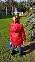 """Детская зимняя куртка """"Колибри"""" для девочки 4-7 лет, фото 8"""