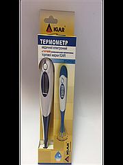 Термометр электронный цифровой  гибкий IGAR