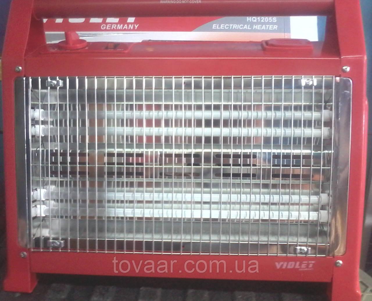 """Електрокамін """"Violet HQ1250S"""", 1800Вт"""