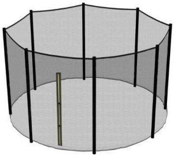 Сетка для батута Atleto 374 см (20101900)