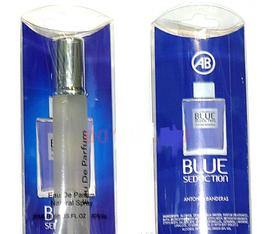 Парфюмированная вода мужская Antonio Banderas Blue Seduction for Men, 20 мл