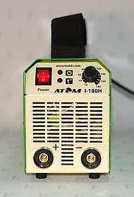 Сварочный инвертор Атом I-180H