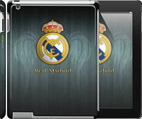 "Чехол на iPad 2/3/4 Real Madrid 3 ""995c-25"""