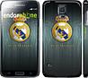 "Чехол на Samsung Galaxy S5 Duos SM G900FD Real Madrid 3 ""995c-62"""