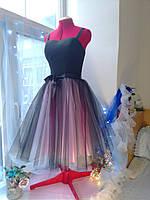 Выпускное платье амбре. Любой размер. Онлайн ателье. Сидит идеально на фигуре., фото 2