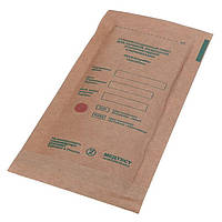 Набор крафт пакетов, коричневые 100*200 мм, фото 1