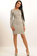 Женское теплое платье-футляр (Виола ri), фото 3